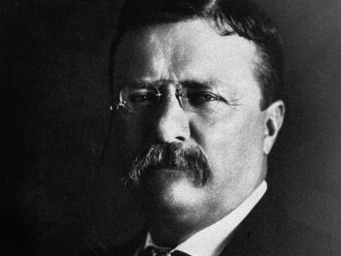 Teddi Roosevelt  1858-1919